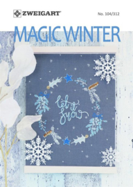MAGIC WINTER -  Zweigart No. 104/312