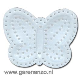 Plastic  Vlinder