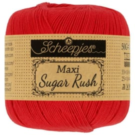 Maxi Sugar Rush - Hot Red 115 - 50 gram