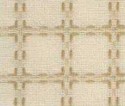 Beiersbont Ivoor / Beige - afmeting 100 x 160 cm