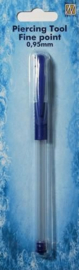 Prikpen fijne punt - 0.95 mm