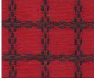 Beiersbont Rood / Groen - afmeting 100 x 160 cm