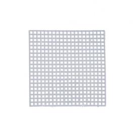 Plastic Stramien Vierkant 10 x 10 cm