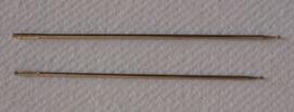 Bolletjes naald 0.70 x 37 mm
