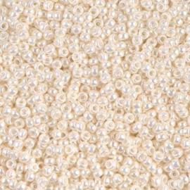 Miyuki Rocailles 11-0592 Antique Ivory Pearl Ceylon - 10 gram