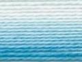 DMC Mouline 67 variegated Baby Blue