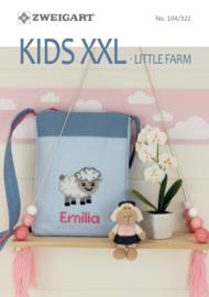 KIDS XXL - Little Farm- Zweigart No. 104/322