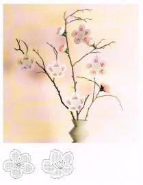 8 Bloemen om te borduren