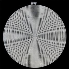 Plastic stramien ROND 22,5 cm