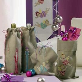 Banden met kerstmotieven - Zweigart No. 104 / 215