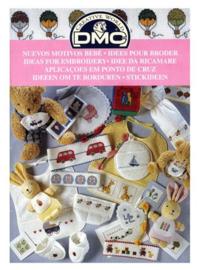 DMC Borduurboekje BABY/KINDER MOTIEVEN 3