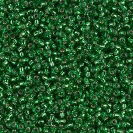 Miyuki rocailles 11/0 kleurgroep Groen