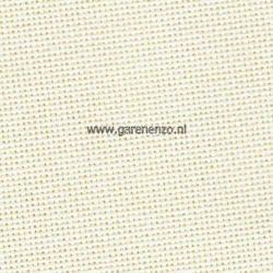 Jobelan Naturel / Ecru (44)  / 28 count / 11 dr. - afmeting 100 x 140 cm