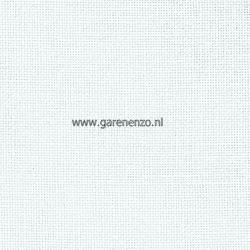Cashel Wit (100) 28 count / 11,2 dr. -afmeting 50 x  70 cm