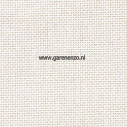 Jobelan Antiek wit / Ivoor (10) / 28 count / 11 dr. - afmeting 100 x 140 cm