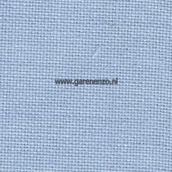Jobelan Lichtblauw (103) / 28 count / 11 dr. - afmeting 100 x 140 cm