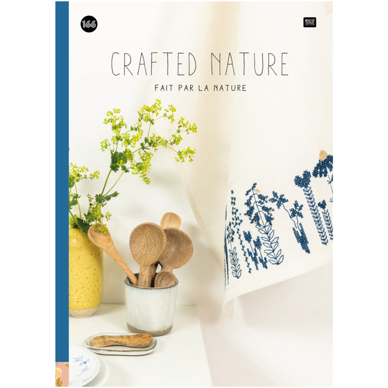 CRAFTED NATURE - Rico no. 166