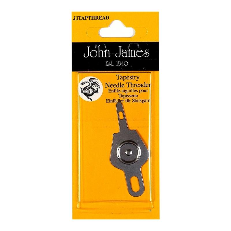 Draaddoorhaler borduurnaalden John James