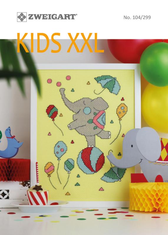 KIDS XXL Zweigart 104/299