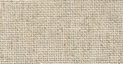 Aida 18 count Rustico van Zweigart - 50 x 55 cm