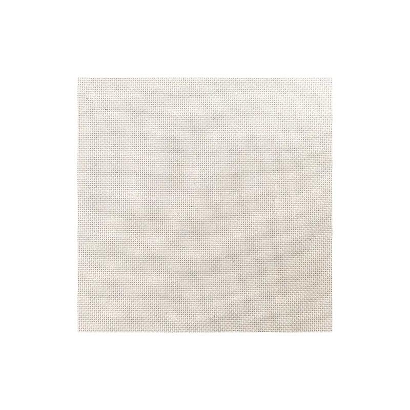 Punch stof Naturel/Ecru - afmeting 45 x 50 cm