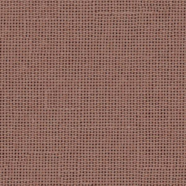 Jobelan Koffiebruin (157)/ 28 count / 11 dr. - afmeting 45 x 50 cm