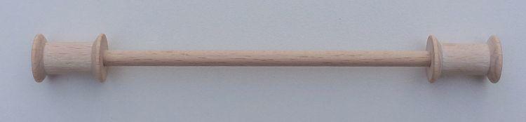 Houten ophangstokje 10 cm breed