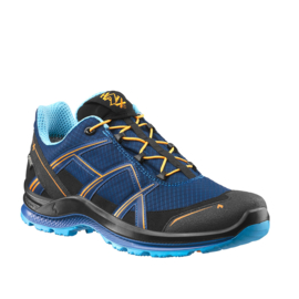 Haix Black Eagle Adventure 2.1 GTX low / navy-orange