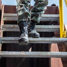 Haix Ranger GSG9-X - sportieve politie laars met doortrapbeveiliging
