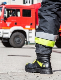 Haix Fire Eagle sportieve brandweerlaars