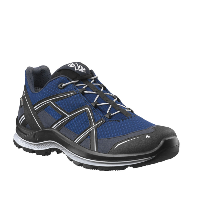 Haix Black Eagle Adventure 2.1 GTX low / navy-grey