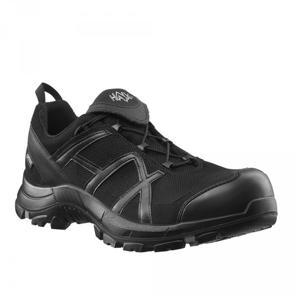 Haix Black Eagle Safety 40 Low zwart/zwart