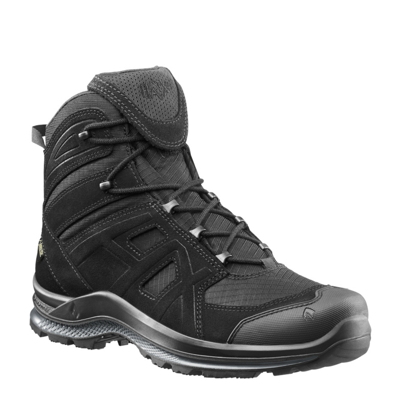 Haix Black Eagle Athletic 2.0 V GTX Mid/Black - Politieschoenen