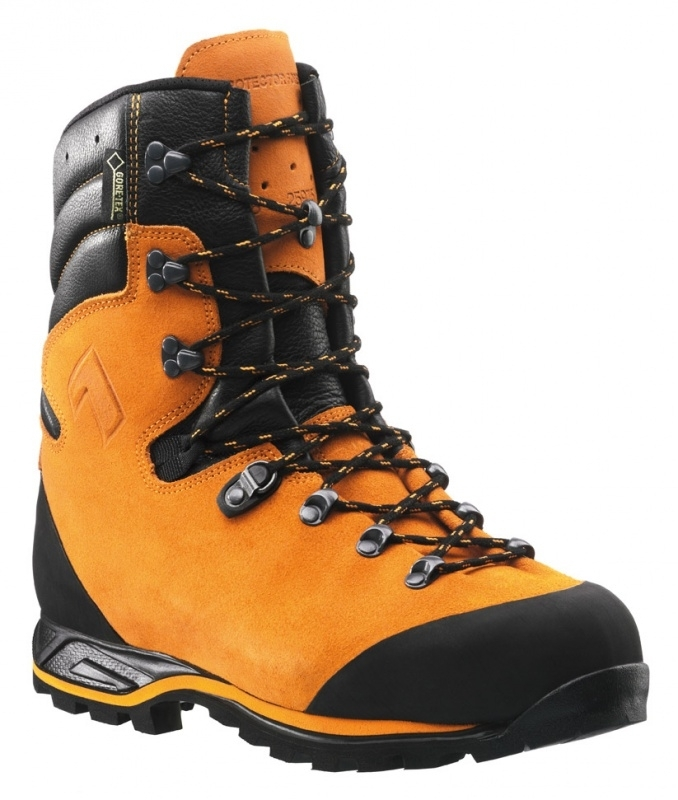 Haix Protector Forest - The top model with extra grip and class 2 protective cut-resistance
