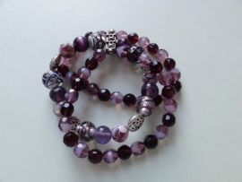 201264 paarse armband
