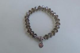 201274 Grijze armband