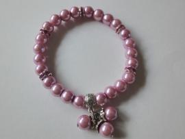 201305 Roze armband