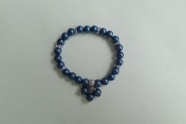 201304 Blauwe armband
