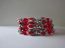 201252 Rode armband