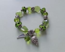 201263 Groene armband
