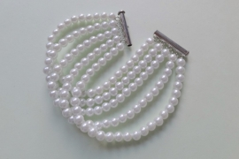 201242 Witte armband