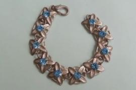 201296 Aqua armband