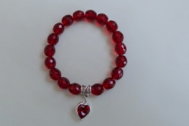 201293 Rode armband