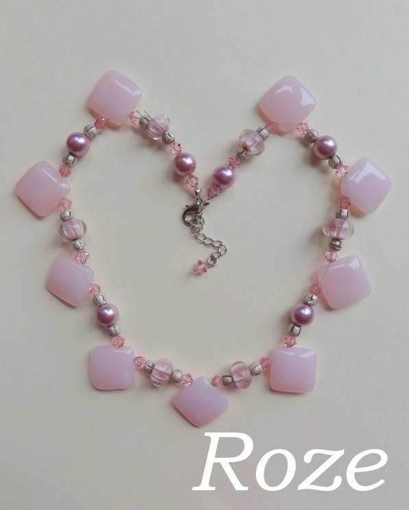 ketting roze