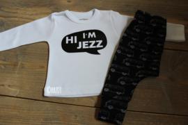 Eerste shirtje met naam