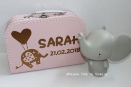 Kinderkoffertje ollie 30 cm