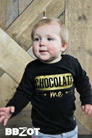 Chocolate me shirtje