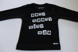 Eeny meeny miny moe shirtje
