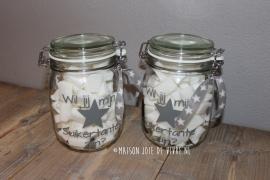 Snoeppot  M suikeroom of suikertante