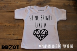 Shirtje shine bright